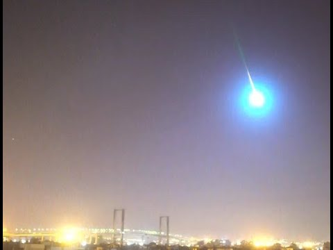 Fireball over the south of Spain  (Nov 16) // Bola de fuego sobre el sur de España (16 de noviembre)