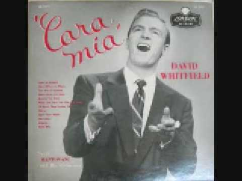 David Whitfield with Mantovani - Open Your Heart (1955)