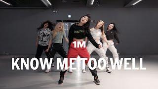 New Hope Club, Danna Paola - Know Me Too Well / Tina Boo Choreography