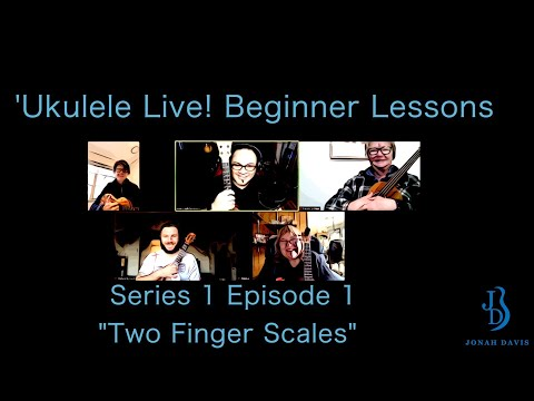 Curious about what my online 'ukulele classes look like?