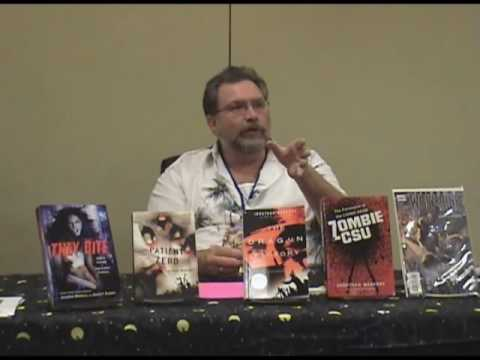 Jonathan Maberry: Patient Zero Panel at DragonCon 2009 - Part 1/7
