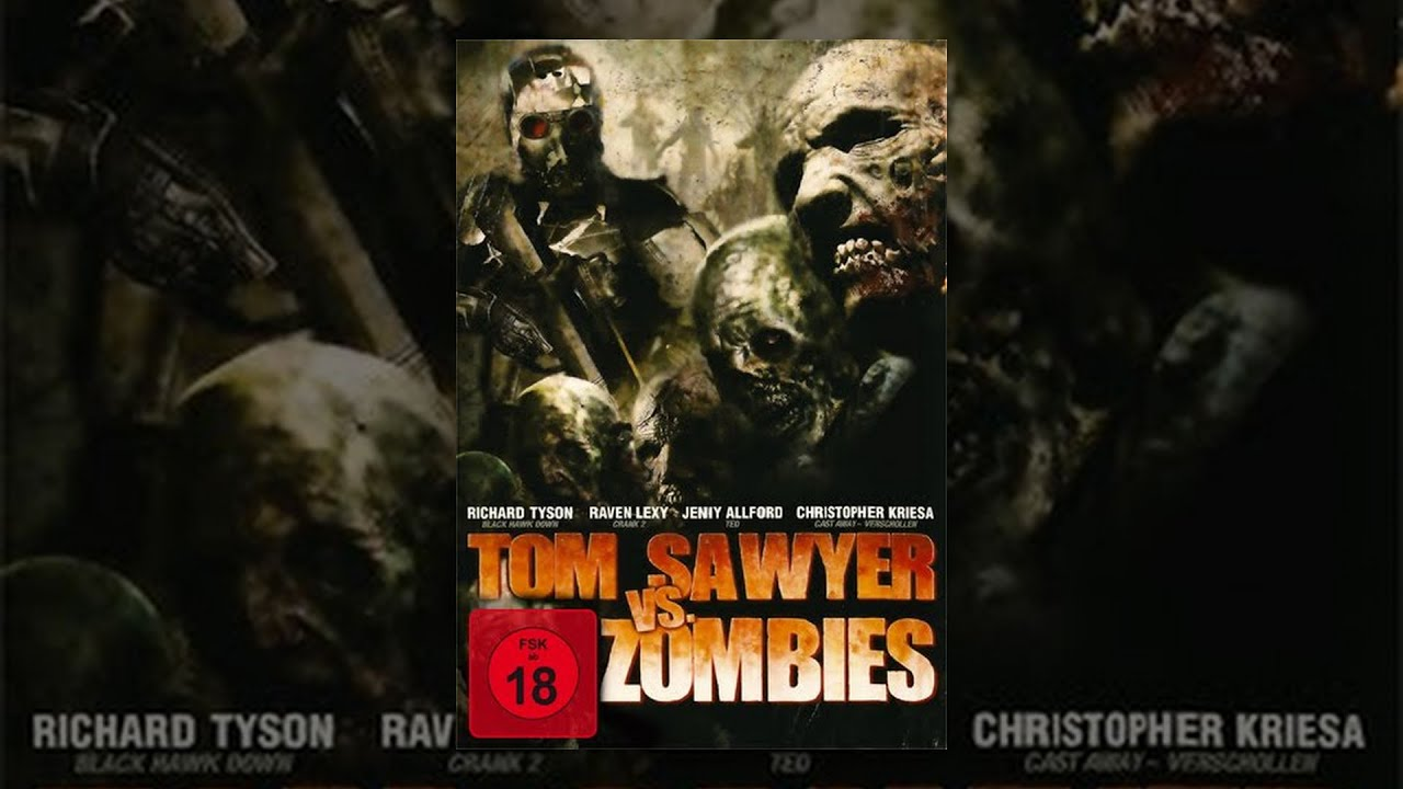 Tom Sawyer Vs. Zombies
