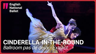 Cinderella: Ballroom pas de deux (extract) | English National Ballet