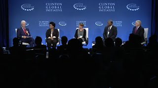 What We Know Now: Applying Lessons Learned to Advance Haiti's Future - CGI 2016 Annual Meeting