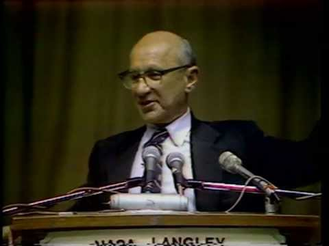 Milton Friedman - Equality and Freedom