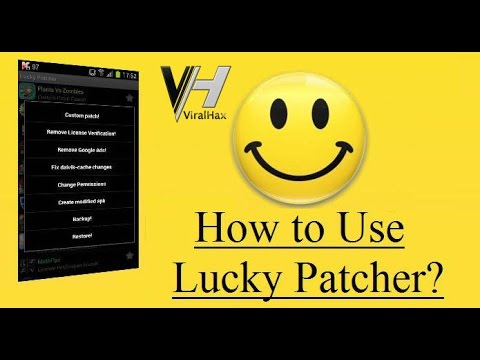 how to  lucky patcher for android phone