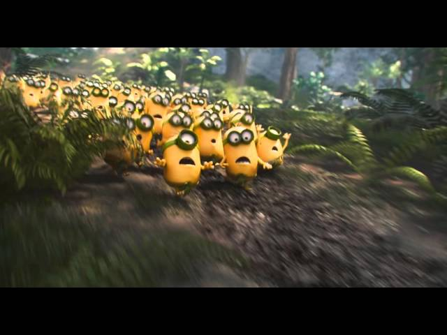Minions - There was / there were