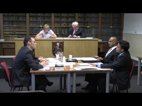 University of Buckingham Law Society Negotiation 07/05/14