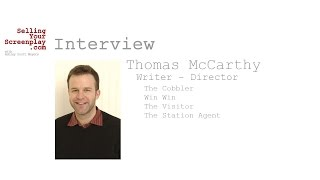 SYS Podcast Episode 065: Thomas McCarthy Talks About His Film The Cobbler (Adam Sandler)