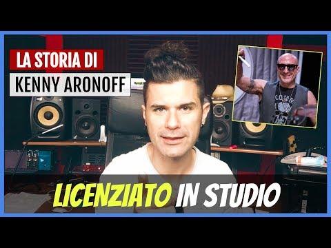 Kenny Aronoff Licenziato in Studio di Registrazione #287