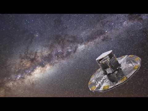 Spazio  primi dati sulla Via Lattea in 3D del satellite Esa Gaia