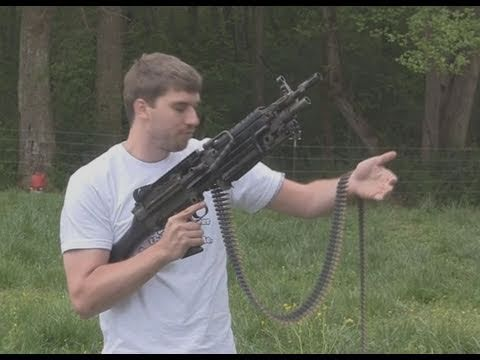 M249 SAW Rampage!