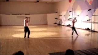 Hoop Dance Performance: Gary and Arseny