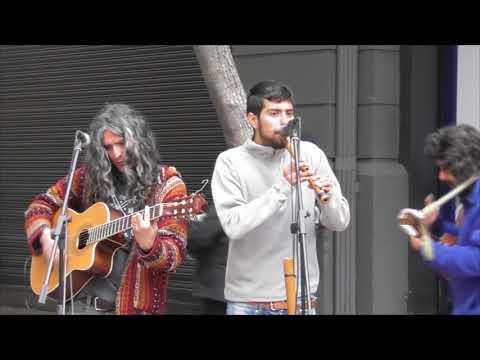 Grupo Valparaíso - Bailando con tus sombras