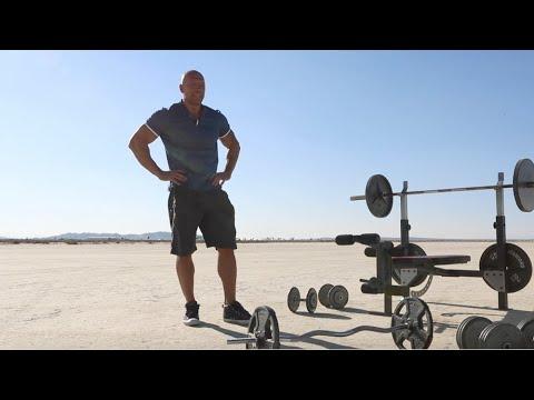 Выйди из застоя в тренировках. 3 крутых суперсерии - грудь, руки, плечи.