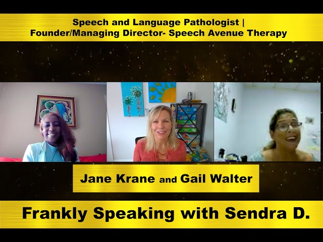 Complete Healing with Speech Pathologist Gail Walter and Jane Krane