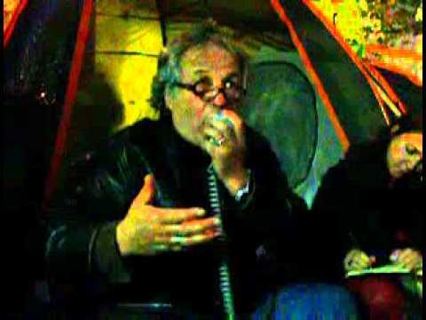 Massimo De Angelis - Tent City University, OccupyLSX