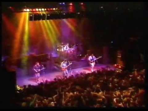 Big Country live at Reading Hexagon 1986
