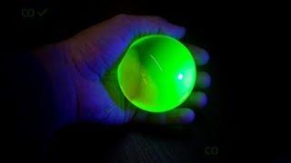 cO    Nuclear. U238 в руках. Урановое стекло. Обзор и замер