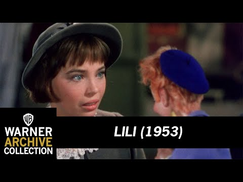 Lili (1953) – Puppet Show