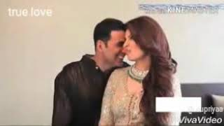Akshay Kumar and twinkle khanna lovable WhatsApp video