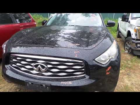Parting Out 2009 Infiniti FX Series | Stock # M90736