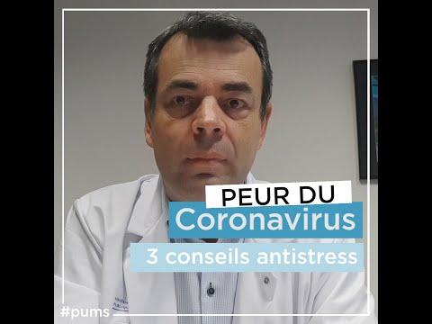 Coronavirus: les conseils antistress du Professeur Pelissolo #PuMS