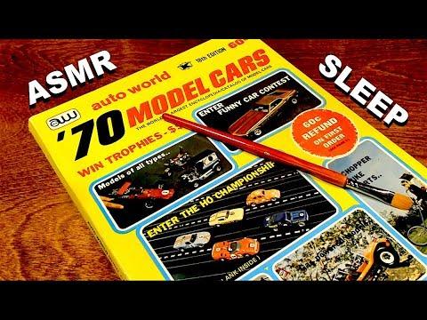 Model Car ASMR Sleep Aid