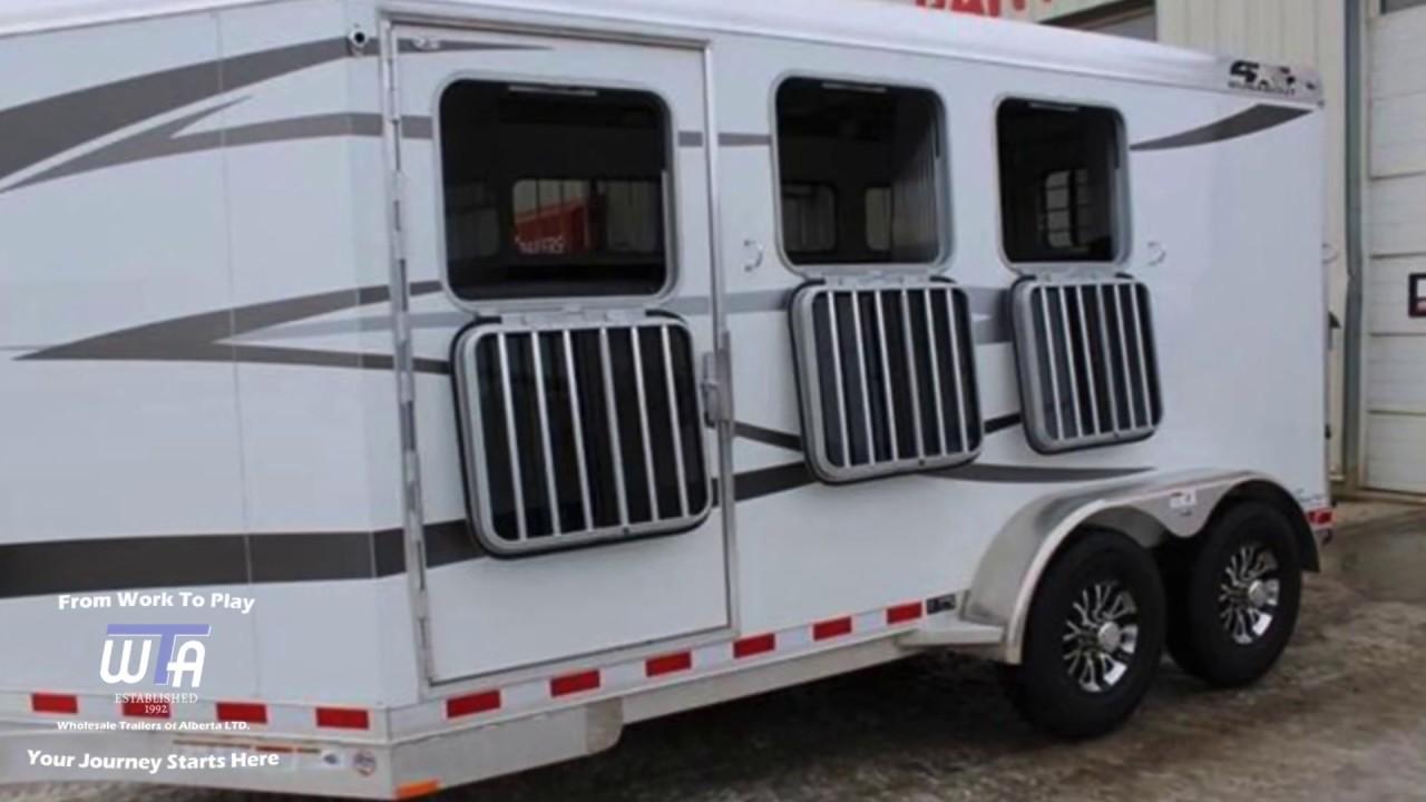 Trailers For Sale Calgary >> 2019 4star 3 Horse Angle For Sale Near Calgary Ab