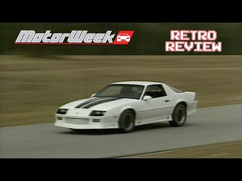 Retro Review: 1992 Chevy Camaro Heritage Edition Prototype