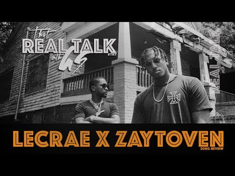 Lecrae x Zaytoven - Get Back Right (Song Review)