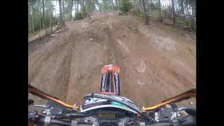 ENDURO Tag in Mitterteich | HILL CLIMB Training