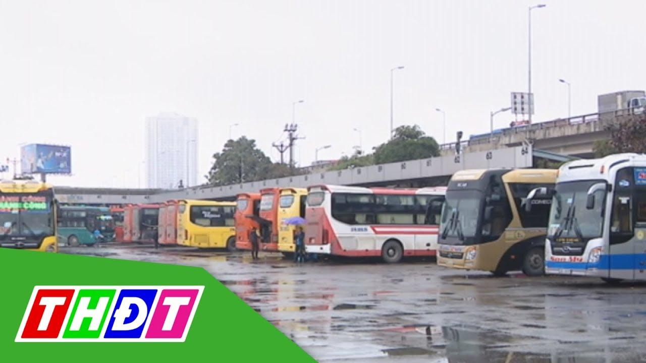 Vận tải hành khách vắng khách vì nCoV   THDT