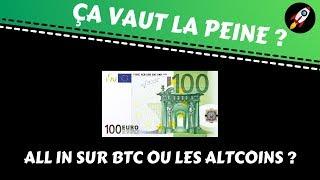 BITCOIN – ÇA VAUT LE COUP D'INVESTIR 100 € ?