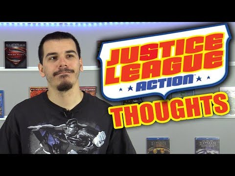 Thoughts on Justice League Action