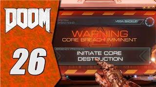 Lets Play Doom 2016 Part 26 I Am Vega