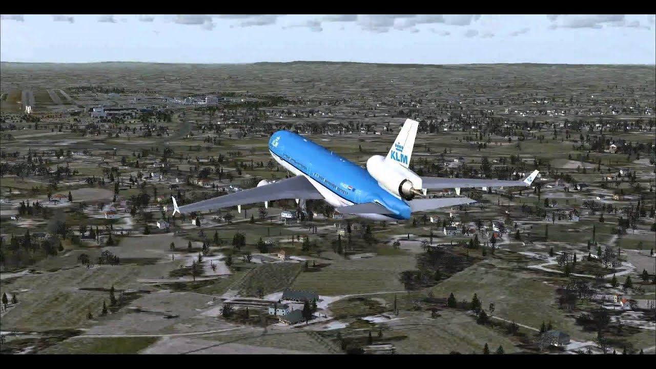 Flight Simulator X London Scenery In December