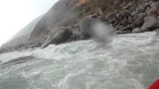 Rio Urubamba - Hidroelectrica to Santa Teresa