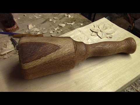 Make a Carving Mallet