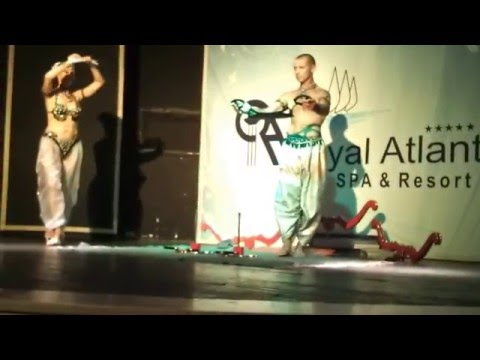 Royal Atlantis SPA & Resort Animation Show 2012