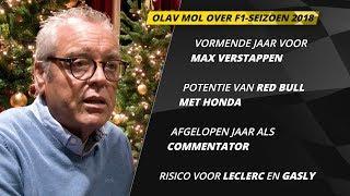 Olav Mol blikt uitgebreid terug op Formule 1-seizoen 2018