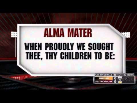 We Hail Thee Carolina (Alma Mater)