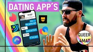 Dating Apps - Alles, nur keine Liebe? I Queer4mat