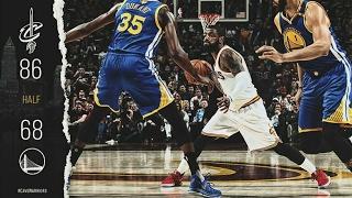 GS Warriors vs Cleveland Cavaliers - 1st Half Highlights | Game 4 | June 9, 2017 | #NBAFinals