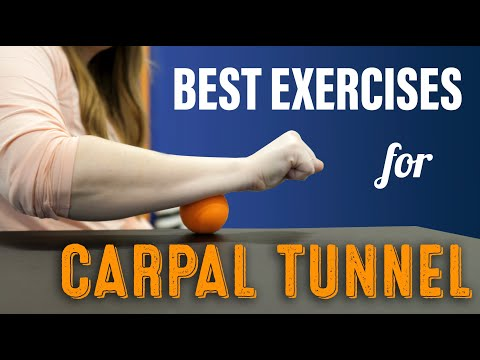 Top 3 Stretches & Exercises for Carpal Tunnel Syndrome