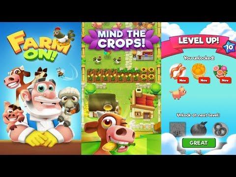 Farm On Level 10 HD 1080p