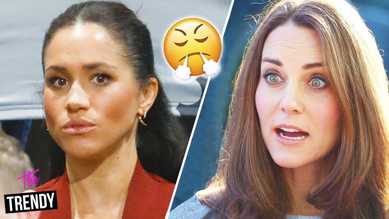 Download Meghan Markle vs. Kate Middleton: Who Is The Real Source Of The Feud?