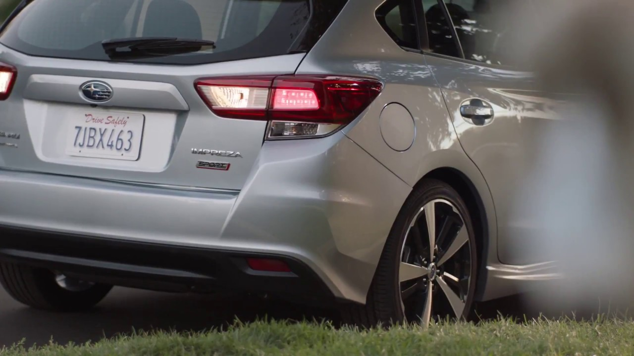 Subaru's Commercial Driving Lesson