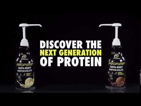 Power your workout with ProPump protein!