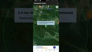 Perlak, Aceh, Indonesia Earthquake May 26th, 2019
